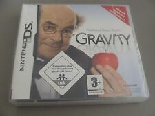 """Nintendo DS Spiel:  """"Professor Heinz Wolff´s GRAVITY"""" in ungeöffneter OVP"""