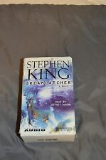 "Stephen King ""Dream Catcher"" Audio book complete with 16 tapes"
