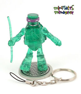 Teenage Mutant Ninja Turtles Minimates TRU Wave 2 Mutagen Donatello