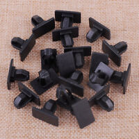 Clipsandfasteners Inc 15 Rocker Panel Moulding Clips 300 /& Magnum compatible with Chrysler