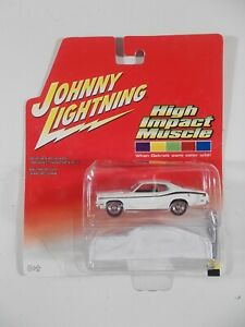 Johnny Lightning 1/64 High Impact Muscle 1971 Plymouth Duster 340