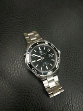 Tag Heuer Aquaracer Calibre 5 - pre-owned, great condition, timeless men's watch