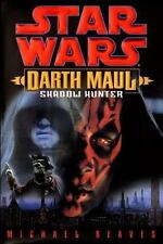 Darth Maul: Shadow Hunter (Star Wars)-ExLibrary