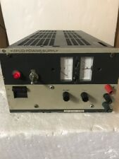 """KEPCO JQE 25-10 M AC TO DC POWER SUPPLY 0-25 VDC 0-10A 0-10 AMP """"AS IS"""""""