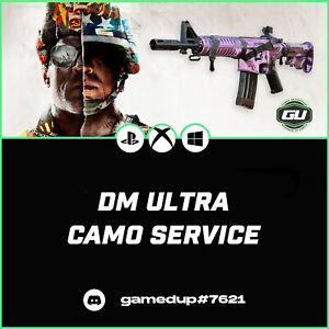 Call of Duty: Warzone - DM Ultra (Dark Matter Camo Service)