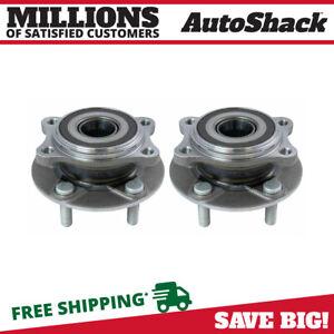 Wheel Bearing and Hub Assembly-Wheel Hub Assembly Front fits 14-16 Mazda 3