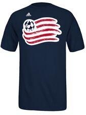 New England Revolution Adidas MLS Primary Logo T-Shirt - Navy