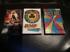 House Of Pain Black Box Roxette Joyride 3 Cassette Single Lot Dance POP