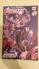comics avengers x-sanction n°1