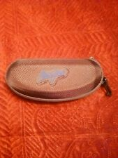 Maui Jim Soft Shell Brown Eyeglasses Zipper Case