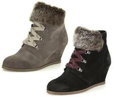 Clarks Zip Mid Heel (1.5-3 in.) Suede Boots for Women