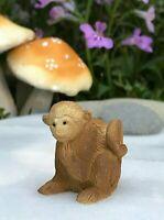 Miniature FAIRY GARDEN Terrarium Accessories ~ Mini SAFARI Animal MONKEY