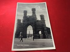 ROYAL ARCH - DUNDEE OLD POSTCARD (UNPOSTED)