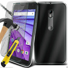 Étuis, housses et coques transparents en silicone, caoutchouc, gel pour téléphone mobile et assistant personnel (PDA) Lenovo