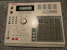 Akai MPC 2000 Sampler + Gotek USB + Samples + Software + ZIP Drive