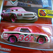 CARS - EUGENE CARBURESKI alias TANK COAT - Mattel Disney Pixar