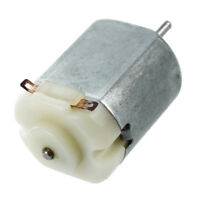 5 Stueck 130-16140 6V 12500RPM DC Motor mit Varistor fuer Smart Auto Modell S OE