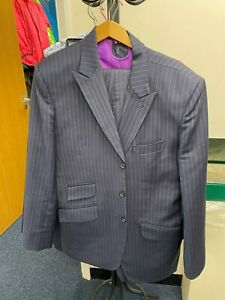 """'A Suit That Fits'  Made to Measure suit Chest 46"""", Waist 38"""", Leg 36"""""""