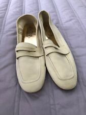 8d31aba76a9e Ted Baker London SOFT Pale Celery Green Suede Leather Loafer US6.5 EU36.