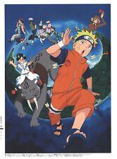 ANIME POSTER 12x18 NARUTO SHIPPUDEN 726310 Sakura Kakashi Rockleee