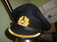 "German U-Boat Hat-""Das Boot"" size 59"