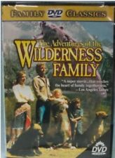 The Adventures of the Wilderness Family (DVD, Full Frame 2000) Robert Logan New