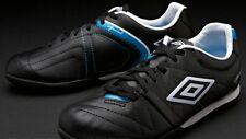 UMBRO UNIVERSAL SPECIALI 3 ASTRO TURF FOOTBALL BOOTS - Black - UK 5 - RRP £55!!