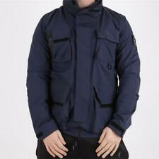 Mens Marshall Artist Quad Pocket Navy Blue Jacket (MA1) RRP £150