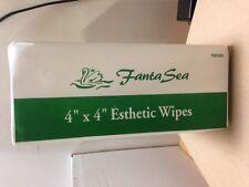 "FantaSea - 4"" x 4"" Lint-free Esthetic Wipes for all treatments - FSC503 (200 pk)"