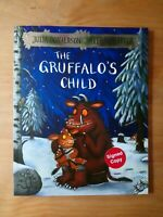 SIGNED EDITION THE GRUFFALO'S CHILD. JULIA DONALDSON & AXEL SCHEFFLER (GRUFFALO)