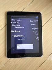 Apple iPad 1st Gen. 64GB, Wi-Fi, 9.7in - Black (CA)