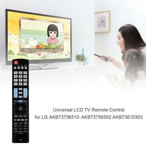 Universal LCD TV Remote Control for LG AKB73756504 AKB73756510 AKB73756502 AU