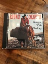 Hangin' With Rodney by Rodney Carrington CD [Used] *AUTOGRAPHED