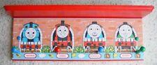 thomas the train tank james henry gordon wall shelf red