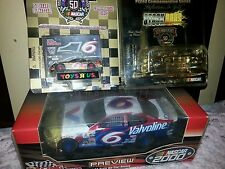 Nascar die cast cars mark Martin