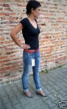 Only Coral Jeans Slim/ Röhre used wasch W26 L34 *ebba*