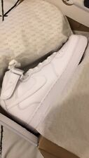 Nike Air Force 1 Mid (All White) Size 10🔥