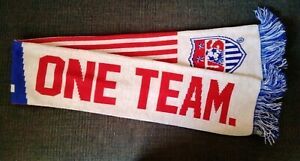 Ruffneck USA One Nation One Team Scarf Winter Accessories