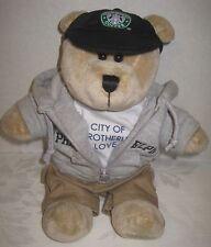 Starbucks Coffee Company Bearista Bear Collection Plush Philadelphia Special Ed
