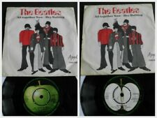 """Beatles7"""" All Together Now/Hey Bujjdog (SW rarity"""