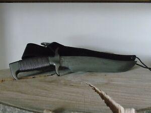 United Cutlery Gil Hibben Highland Bowie Messer 1248 Lagen Damast UC-GH627D