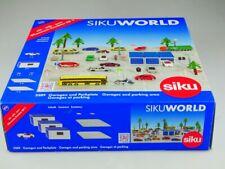 5589 Siku 1/55 Garagen und Parkplatz mit Wiesmann Roadster & Zubehör Box 513640