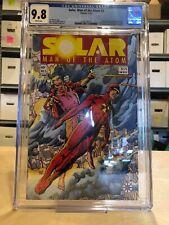 SOLAR MAN OF THE ATOM #3 CGC 9.8 NM/MT / 1ST TOYO HARADA-HARBINGER
