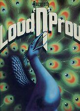 NAZARETH loud n proud FRANCE GATEFOLDSLEEVE 1973 VERTIGO SPACE SHIP LABEL