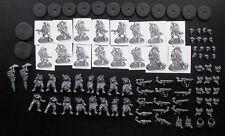 Deathwatch Overkill Genestealer Cult 3rd and 4th Gen Hybrids (×16) 40k Free Ship