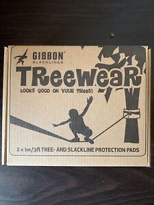 Gibbon Slacklines: Treewear 2 x 1m/3ft Tree and Slackline Protection Pads