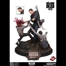 MCFARLANE The Walking Dead Negan Statue Figure NEW SEALED