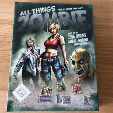 Tutte le cose Zombie commerciali Publishing 2009 Gioco da tavolo in miniatura | 99% COMPLETO RARO