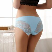 Seamless Briefs Non-trace Panties Silk Underpants Underpants Knickers Briefs