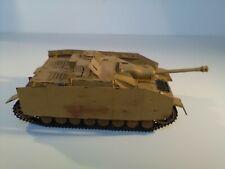 Built 1/35 scale Tamiya Stug iv